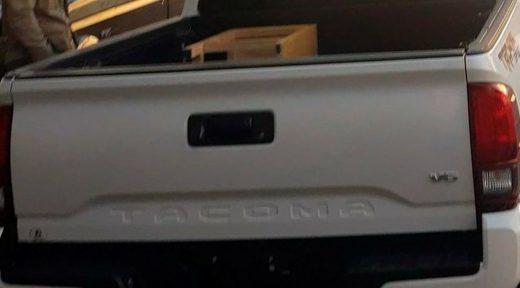 Camioneta Alfaro