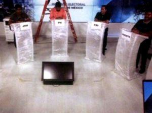 Atriles debate (2)