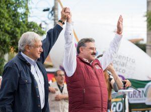 AMLO, Carlos Lomelí